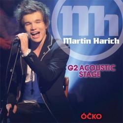 CD+DVD ÓČKO G2 ACOUSTIC STAGE (2014)